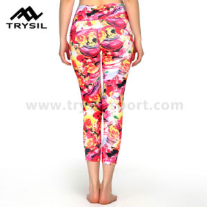 Women Sport Leggings Running Wear Fitness and Yoga Pants pictures & photos