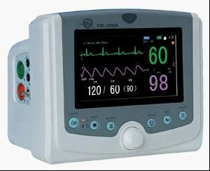 Portable Multi Parameter Patient Monitor pictures & photos