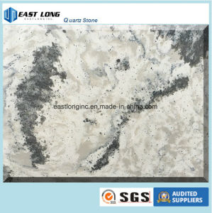 Artificial Quartz Stone for Table Top/ Kitchen Countertop/ Solid Surface/ Building Material pictures & photos