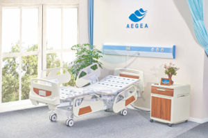 Central-Controlled Braking System Electric Patient Bed (AG-BY004) pictures & photos