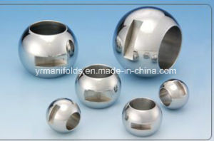 Valve Floating Balls, Casitng in Stainless Steel pictures & photos