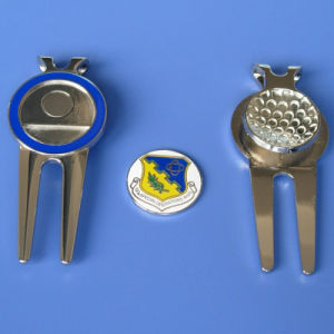 Golf Pitchfork and Ball Marker with Existing Mold (ASNY-GD-TM-154) pictures & photos