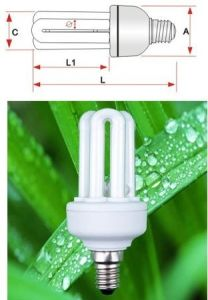 Energy Saving Lamps 3u 18W ESL