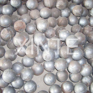 Forged Grinding Ball (60mn material Dia145mm) pictures & photos