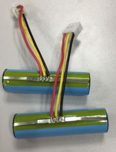 18650 1800mAh 3.7V Lithium -Ion Rechargeable Battery pictures & photos