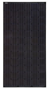 36V290W Black Mono PV Panel pictures & photos