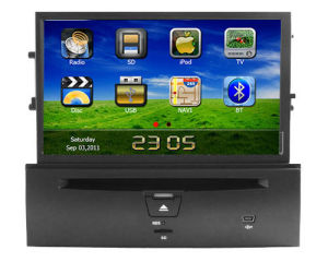 "HD 7"" Car DVD Player Head Unit GPS for Nissan Teana (H1053)"