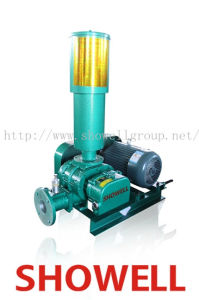 Tri Lobe Roots Type Rotary Blower (XLSR)