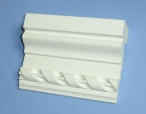 Polyurethane Decorative Crown Moulding Corner, Cabinet Crown Molding pictures & photos