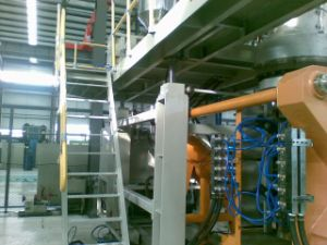 Blow Molding Machine Frame (STBM-A100L)