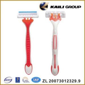 Disposable Shaving Razor (KL-X306L) pictures & photos