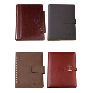 High Quality Various Sizes&Colour Leather Notebook (YY-N0127) pictures & photos