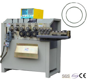 China Manufacture Hydraulic Circle Forming Machine with Ce ISO9001 Certification pictures & photos