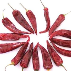 Dehydrated Whole Chillies
