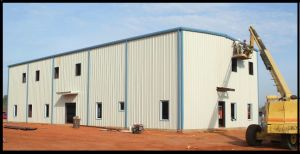 Convenient Installation Prefabricated Light Steel Structure Warehouse (KXD-SSW91) pictures & photos
