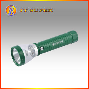 Jy Super Plastic Outdoor Torch for Emergency (JY-9985-1)