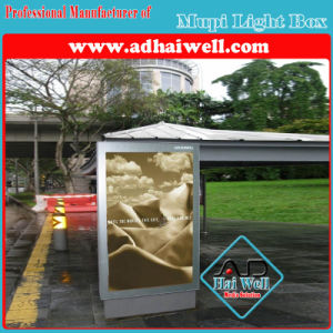 Outdoor Advertising Bus Station Scrolling Light Box pictures & photos