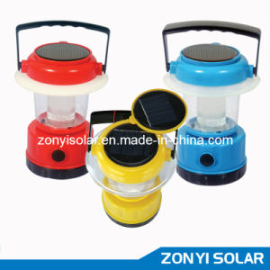 Solar Camping Light (small solar lantern) pictures & photos