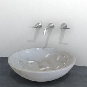 White Grey Sinks pictures & photos