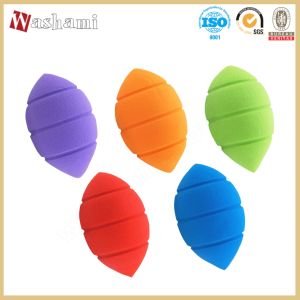 Washami Portable Make up Sponge Ladies Cosmetic Puff pictures & photos