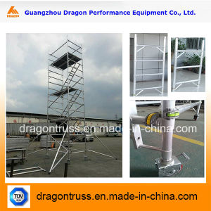 High Quality Aluminum Mobile Scaffold Tower (sdw) pictures & photos