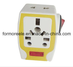 British Style Socket and Plug /Multi-Function Socket pictures & photos
