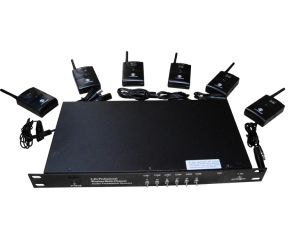 Wireless Meeting System\Wireless Conference System\2.4G Wireless Meeting System pictures & photos