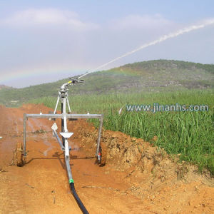 China Hose Reel Rainmaking Irrigation System with Boom pictures & photos