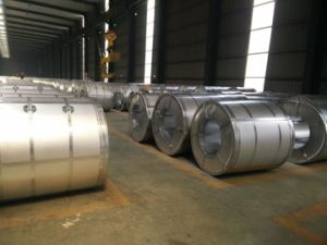 0.125mm-1.0mm Galvanized Steel Coil Building Material Zinc Coated Steel Coil pictures & photos