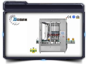 Gp-Z-20 PLC Controlled Piston Filling Machine pictures & photos