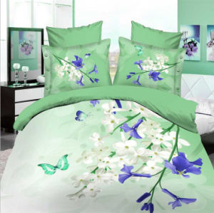 Hot Sell 3D 4PCS Bedding Set pictures & photos