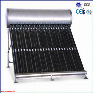 How Doesvacuum Tube Solar Water Heater pictures & photos