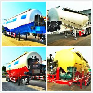 High performance 40-50 cbm cement trailer pictures & photos