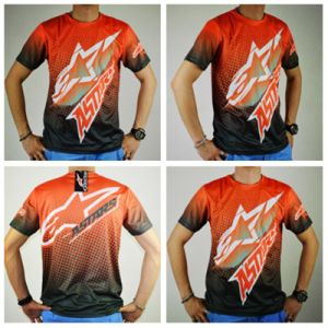 High Quality Quick-Drying Racing Short Sleeve T-Shirts (ASH15) pictures & photos
