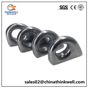 Cast Aluminium Bow Eye Weldable Tie Down Ring pictures & photos