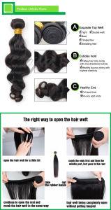 New Fashion Virgin Hair Natural Human Hair Weave pictures & photos