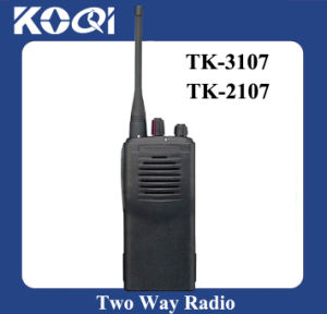 Wireless Intercom 400-520MHz Tk-3107 UHF Walkie-Talkie pictures & photos