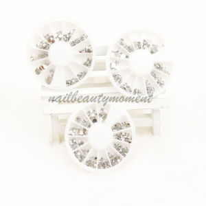 High Quality Nail Art Beauty Gem Rhinestone Decoration Wheel (D27) pictures & photos