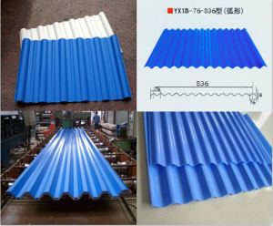 Roofing Used Different Types Aluminum Corrugated Plate pictures & photos