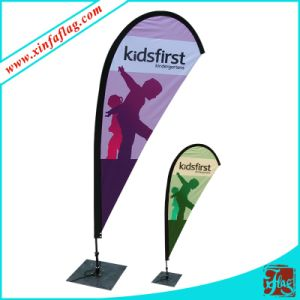Custom Supplier for Feather/Teardrop/Flying/Beach Flag pictures & photos