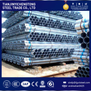 Pre-Galvanized Steel Pipe Z60 pictures & photos