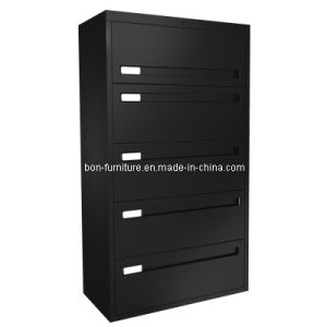 Rolling File Cabinet Casters/5 Drawer File Cabinets pictures & photos