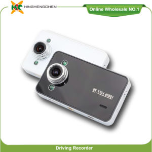 2.7inch Car Video Camera Recorder with GPS Full HD Car DVR pictures & photos