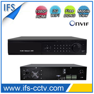 24CH 1080P Network Video Recorder (IFNVR-9624H) pictures & photos