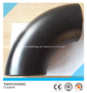 90degree Lr Butt Welded Seamless Carbon Steel Elbow pictures & photos