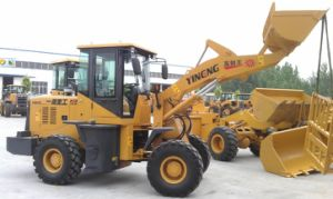 Yineng 1 Ton Wheel Loader Yn918 pictures & photos