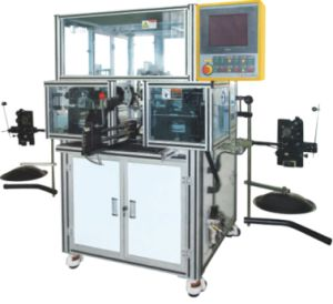 Automatic Double-Flyer Armature Winding Machine (MR-2C)
