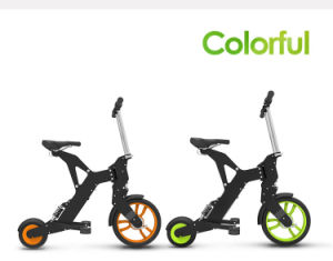 2016 New Design Cheap Folding E Bike pictures & photos