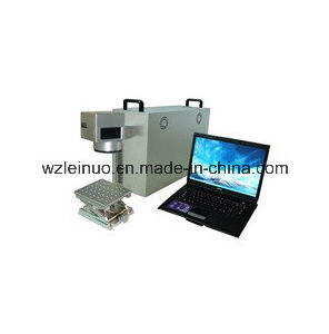 50W Portable Fiber Laser Marking Machine Factory Price pictures & photos
