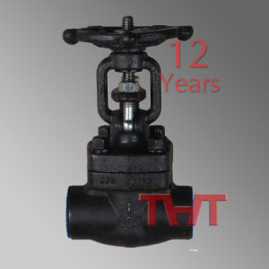 API Forged Steel Gate Valve pictures & photos
